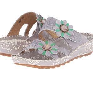 LArtiste Spring Step Sandals